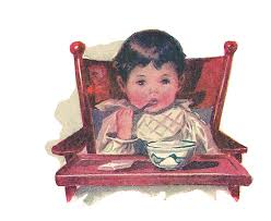 Antique Image: Free Baby Clip Art: Baby Sitting In Highchair ... Butler Chair Antique 991 Primitive Old Tole Wood High Baby Wooden Thonet Vintage Bentwood High Ethan Allen Highchair Hitchcock End Chairs Buy Fisherprice Evolve These Are The 12 Most Iconic Of All Time Gq Outdoor Playskool Fisher Price Storybook Marvelous Fresh Decoration Oak Hill Metal Rocker Red Tray Folding For Bar