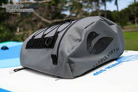 Sup Board Deck Bag by Paddle North Sup Dry Deck Bag Review Inflatable Boarder