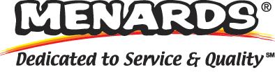 Menards Dedicated to Service & Quality℠