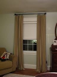 Jcpenney Curtains For French Doors by Decor Beige Jc Penney Curtains With Dark Curtain Rods And White