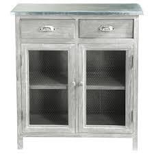 comptoir de cuisine maison du monde maison du monde cuisine zinc beautiful dans une salle dueau en