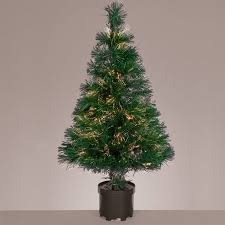 Black Fibre Optic Christmas Tree 7ft by Premier Fibre Optic Crystal Tip Christmas Tree 80cm Charlies