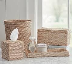 Pottery Barn Bathroom Accessories by Tava Bath Accessories Whitewash Pb Beach Lake House