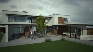 100 Contemporary Architectural Designs New Build House Modern Cheshire