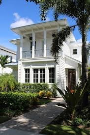 Modern Houses British West Indies Architecture In Naples FL
