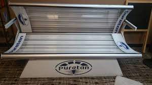 puretan st croix ii tanning bed low hours 2 available health