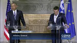 Winston Churchill Delivers Iron Curtain Speech Definition by President Obama Delivers Remarks Greece Nov 16 2016 Video C