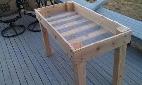 How To Make A Raised Garden Bed Cheap Raised Garden Bed Cheap
