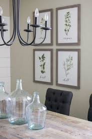 69 Diy Wall Art For Dining Room