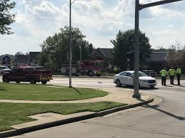 100 Two Men And A Truck Lexington Ky Gas Leak Closed Portion Of Man O War Boulevard BC 36 News