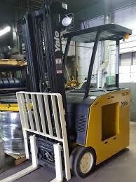 100 Yale Lift Trucks Used 2009 ESC040FAN36TE094 Eastern Truck Co Inc