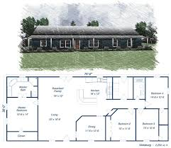 40x60 Shop House Floor Plans by Few Changes Of Floor Plan U0026 Perfect Http Www Budgethomekits Com