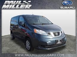 2015 Nissan NV 200 Gasoline Van FWD
