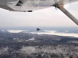 If Trump Is Traveling And A Pilot Strays, Fighter Jets Will Follow ... Photos 104thfighterwing 104th Fighter Wing Commander To Fly Trip 16 Barnes Air National Guard Base Massachusetts Usaf F15s Head Iceland And The Netherlands File2010 Intertional Air Show Barnes Tional Guard Base Images