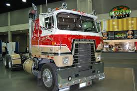 100 Old Cabover Trucks The American Truck Historical Society Puts Classic Trucks On Display