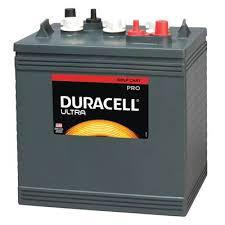 sligc115 duracell ultra high capacity 6v golf cart battery at