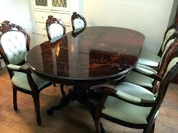 Dining Room Furniture Used Table And Chairs For Sale Set