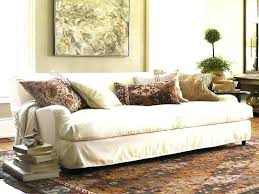 Alluring Pottery Barn Chair And A Half Slipcover Sofa Covers