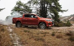 100 Hilux Truck The Jeremy Clarkson Review 2018 Toyota Pickup