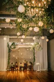 40 Romantic Indoor Rustic Wedding Ideas