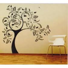 Tree Stencil For Wall Plaster Miniature Painting Birch Uk