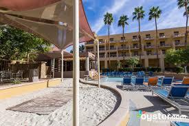 The Kiddie Pool At Renaissance Palm Springs Hotel