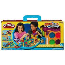 Dora Kitchen Play Set Walmart by Amazon Com Play Doh Mega Fun Factory Toys U0026 Games