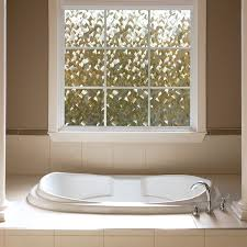 Artscape Decorative Window Film by Amazon Com Gila 10396038 Privacy Crystal Static Cling Window Film