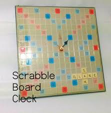 VIEW IN GALLERY Board Game Clock