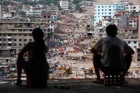 si鑒e de l oms landslides strike zhouqu county china photos the big picture
