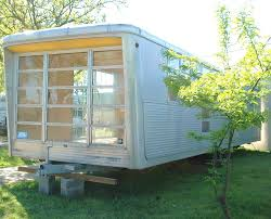 100 Restored Travel Trailer Vintage Holiday House Design TINY HOUSE DESIGNS