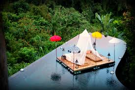100 Hanging Garden Hotel S Ubud Ultimate Privacy And Breathtaking View