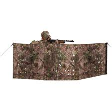 Hunting Camo Bathroom Decor by Hunting Blinds Walmart Com