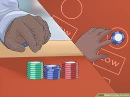 Pai Gow Tiles Set by How To Play Pai Gow 14 Steps With Pictures Wikihow