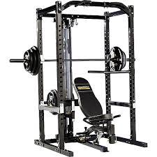 FitnessZone Powertec Power Rack System WB PR16 B