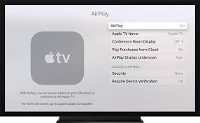 Connecting iPhone or iPad to Apple TV Without Wi Fi Network