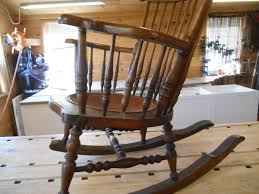 Custom Rocking Chairs Repair/Duplication, Saratoga NY Vintage Lazyboy Wooden Rocker Recliner Unique Piece President John F Kennedys Personal Rocking Chair From His How To Tell If Metal Fniture And Decor Is Worth Refishing A Between3sisters Antique Restoration The Oldest Ive Ever Seen Identifying Chairs Thriftyfun Whats It Circa 1900 Wooden Rocker Repair The Webbing On A Midcentury Help Me Safely Disassemble Rocking Chair Fniture Dit Appraise Our Pastimes Tate Remade Complete Guide Buying Polywood Blog