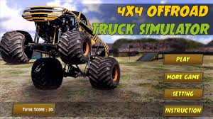 100 Off Road Truck Games 4x4 Offroad Truck Simulator 10 APK Download Android Adventure
