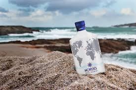 100 Nordes Nords Atlantic Galician Gin Michael Rowan Becomes The