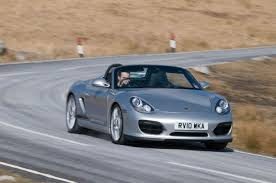 Buying Guide: Porsche Boxster 986, 987 And 981 Models