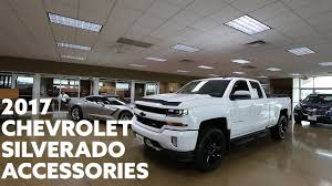 2017 Chevrolet Silverado Accessories - YouTube