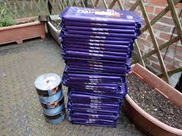 Confirmed Halloween Candy Tampering by 45 Large Bars Of Out Of Date Cadbury Chocolate Should I Eat Them