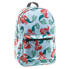 Disney Little Mermaid Bathroom Accessories by The Little Mermaid Ariel Backpack