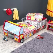 Fire Truck Bedding 5 Stockcom 1690009 Vintage Crib Childrens Engine ...