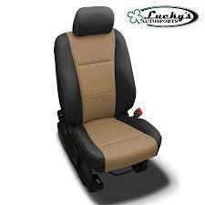 Custom Leather Seats | Auto Interiors | Lucky's Autosports