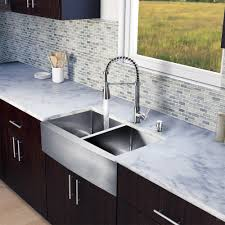 White Farmhouse Sink Menards by Stainless Steel Kitchen Sink Cabinet 51 With Stainless Steel