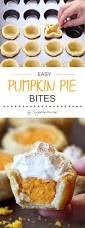 Libbys Easy Pumpkin Pie Mix Cookies by Easy Pumpkin Pie Bites Recipe Homemade Pumpkin Pie Pumpkin