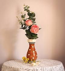 souvnear keramik dekovase tischvase deko vase blumenvase