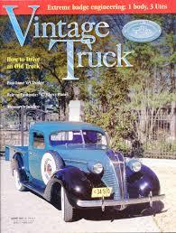 100 Vintage Truck Magazine Magazine Vol 12 No 3 Various Amazoncom Books