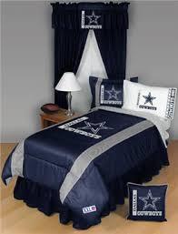 Dallas Cowboys Crib Bedding Set by Sidelines Dallas Cowboys Bedding And Accessories